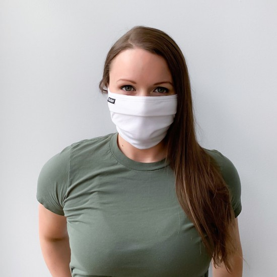 5 Pack Pleated Face Mask [Washable]
